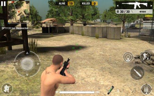 Bullet Strike: Sniper Battlegrounds 0.7.0.4. Скриншот 5