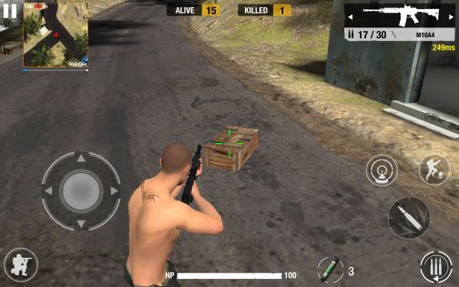 Bullet Strike Battlegrounds 0.5.3.1. Скриншот 6