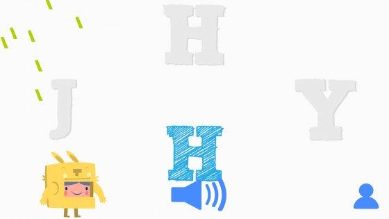 Английский сКроликом— Дети ABC Алфавит 1.0. Скриншот 4