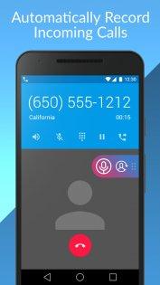 Cube Call Recorder ACR 2.2.117. Скриншот 3
