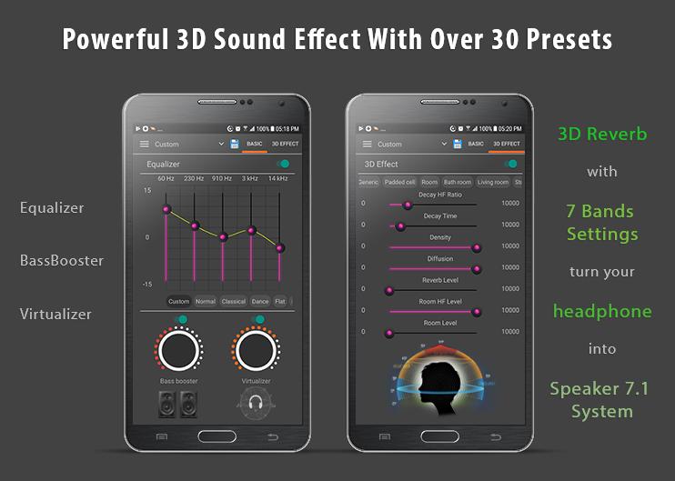 Скачать музыку 3d звуки