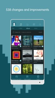 HiByMusic 3.0.0 International build 5493. Скриншот 5