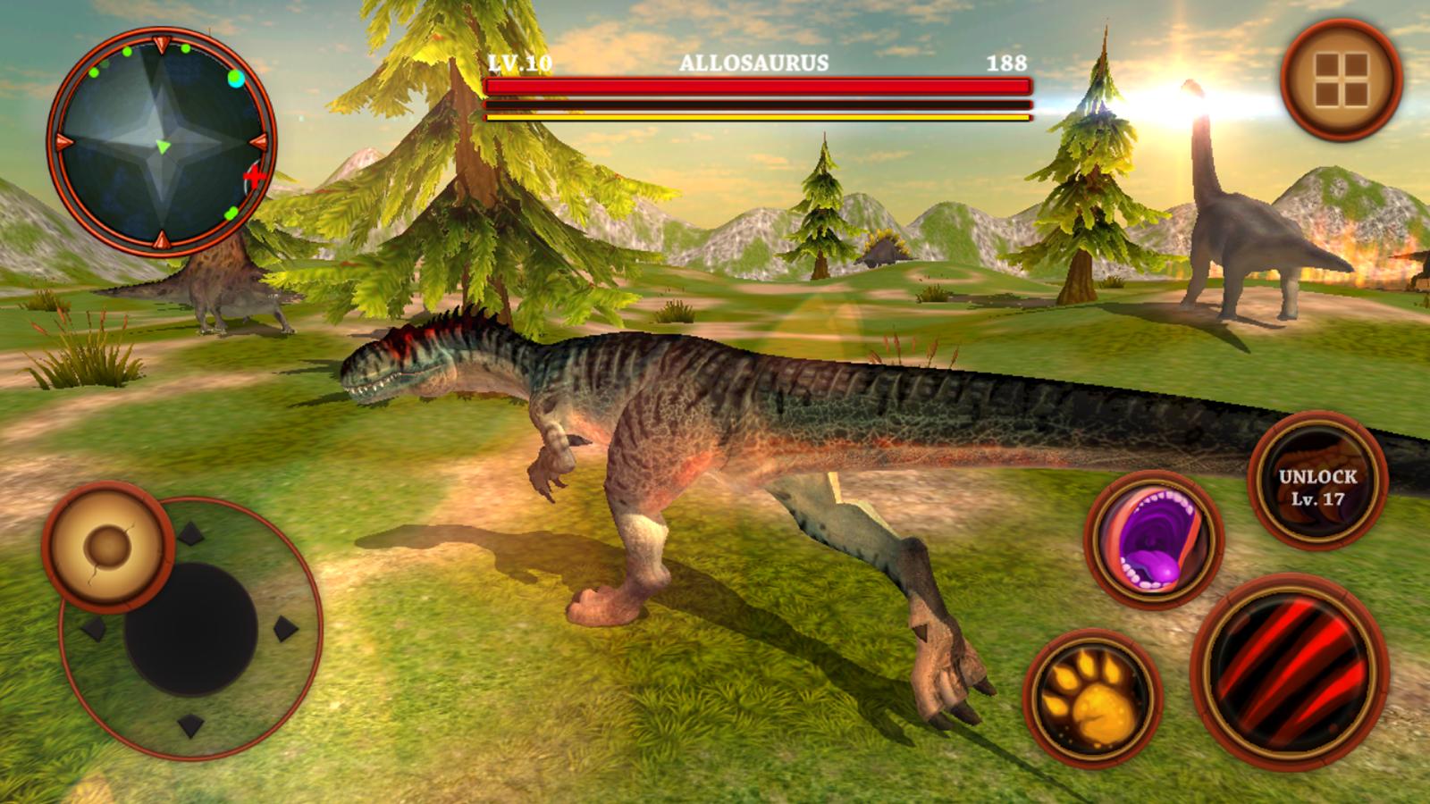 Скачать ultimate dinosaur simulator для андроид apkmen.