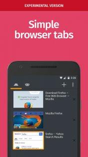 Firefox Nightly 63.0a1. Скриншот 7