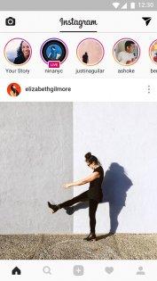 Instagram 27.0.0.11.97. Скриншот 1