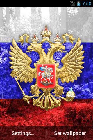 Заставка (screensaver) флаг россии youtube.