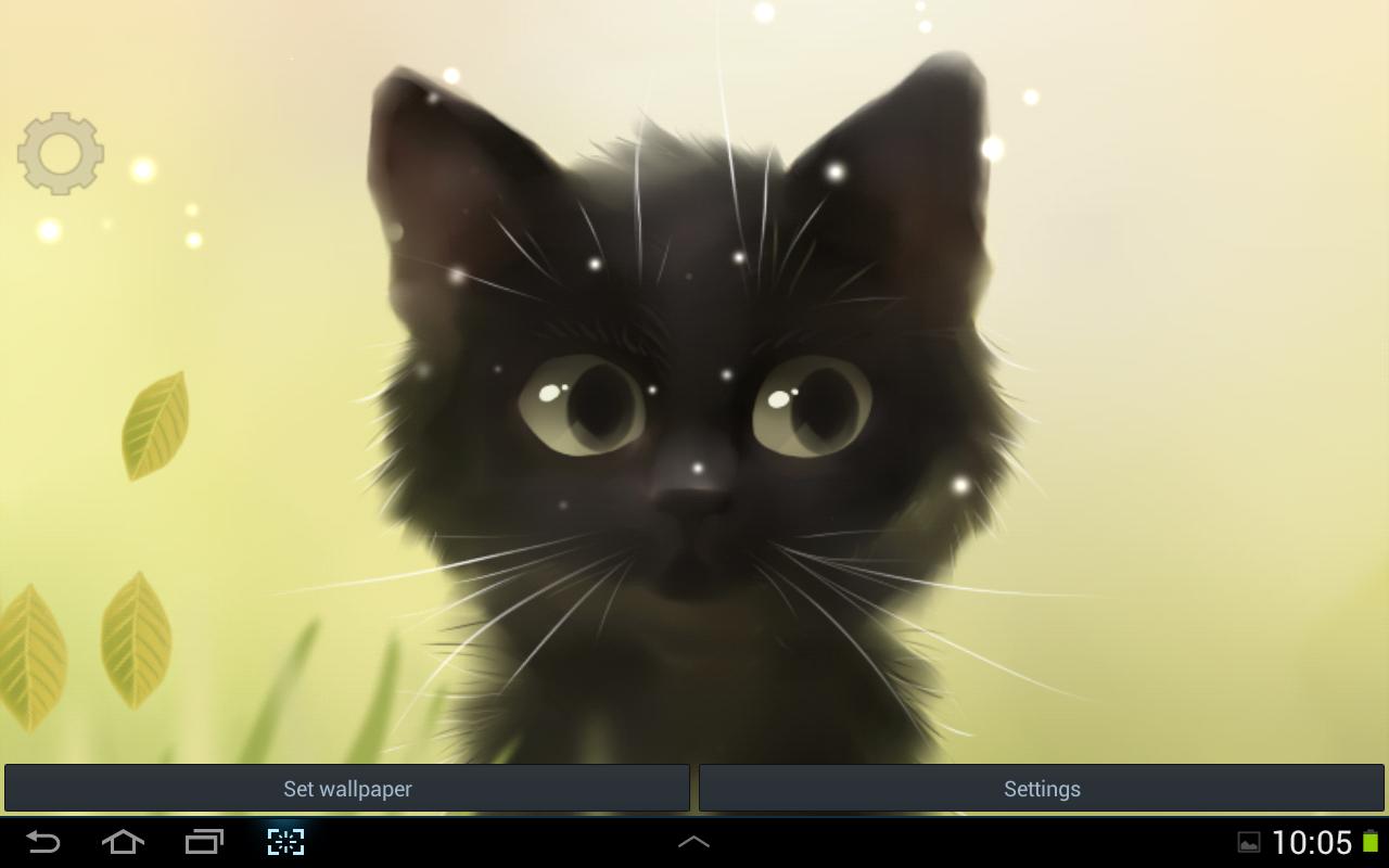одном движущиеся картинки про котиков явится