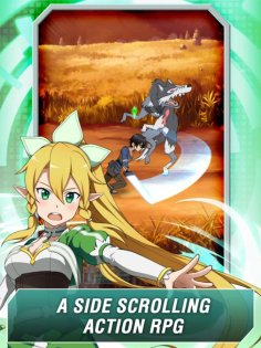 Sword Art Online MD 1.25.3. Скриншот 4