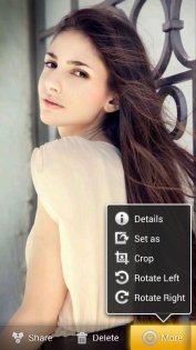 Фотогалерея 3D & HD 1.3.3. Скриншот 5