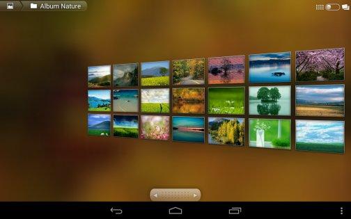 Фотогалерея 3D & HD 1.3.3. Скриншот 9