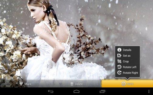 Фотогалерея 3D & HD 1.3.3. Скриншот 11