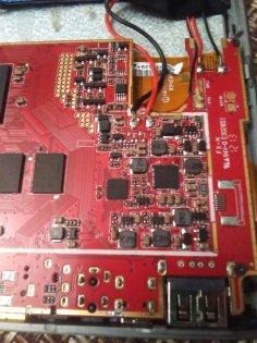 Почему греется контроллер питания axp209?. Скриншот 1
