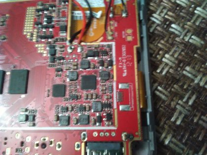 Почему греется контроллер питания axp209?. Скриншот 3