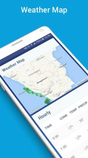 The Weather Channel App 1.22.0. Скриншот 2