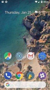 Pixel Launcher Q-4753642. Скриншот 4