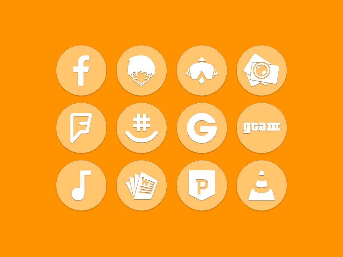 Semith Icon Pack | Скачать на Андроид