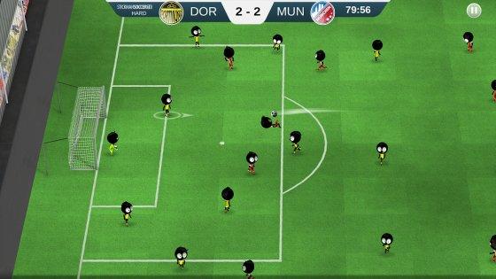 Stickman Soccer 20182.0.1. Скриншот 3