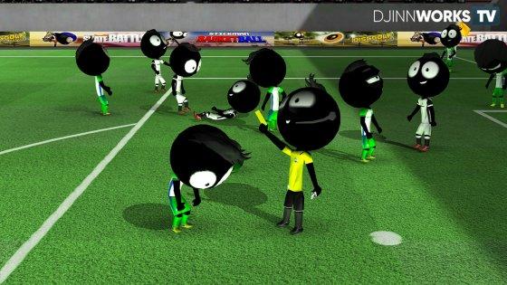 Stickman Soccer 20182.0.1. Скриншот 4