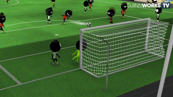 Stickman Soccer 20182.0.1. Скриншот 5
