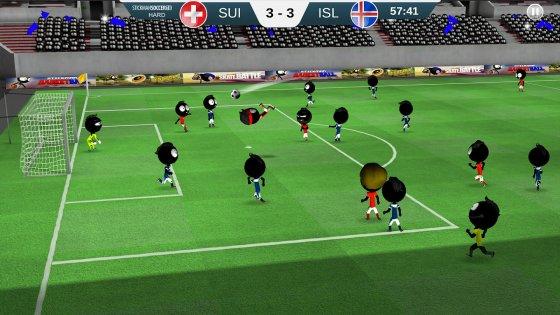 Stickman Soccer 20182.0.1. Скриншот 7