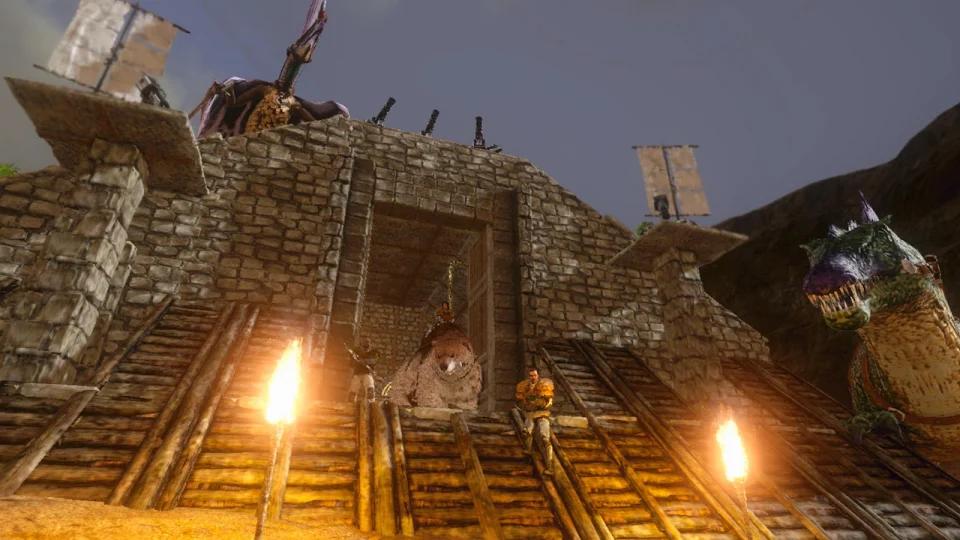 Скачать игру ark: survival evolved v286. 103 +extinction бесплатно.