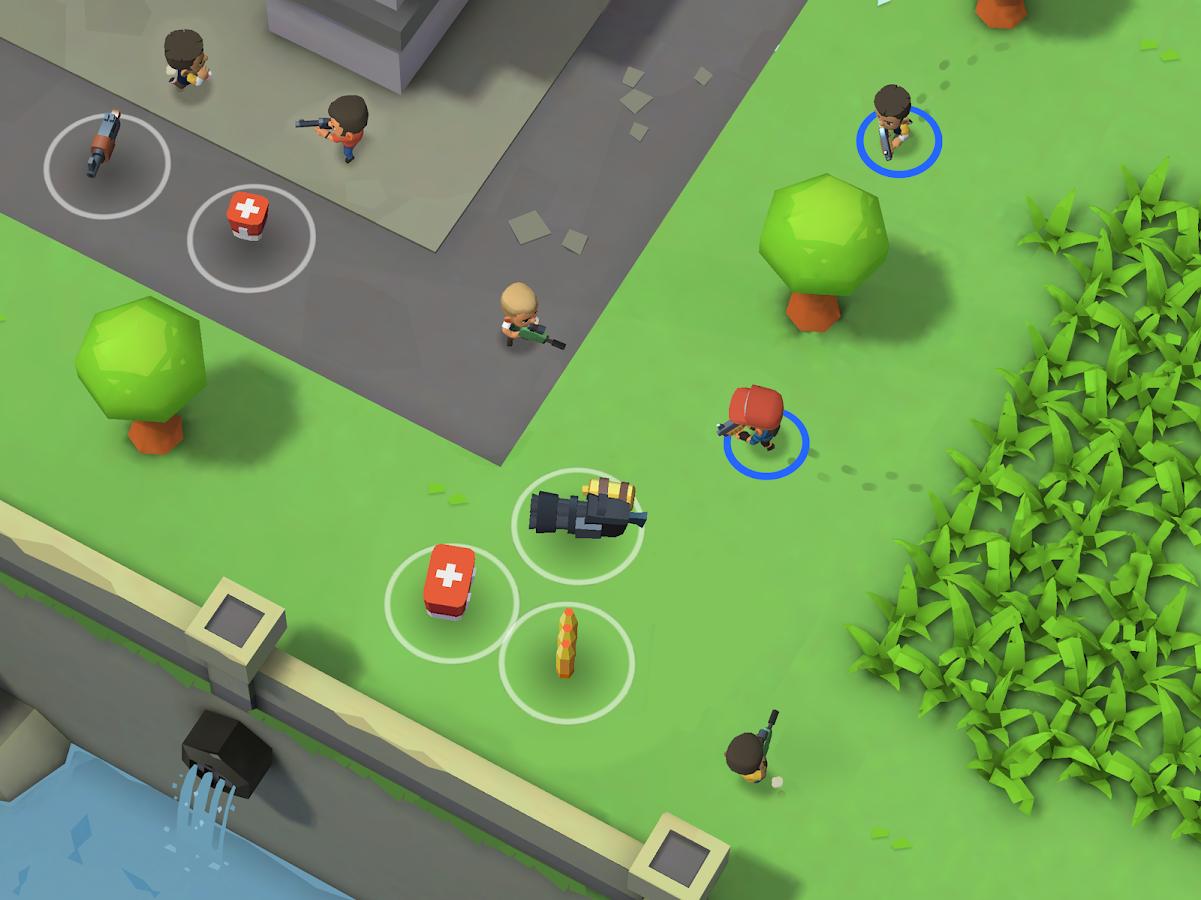 Battlelands Royale Android