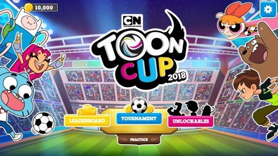 Toon Cup 20181.0.14. Скриншот 1