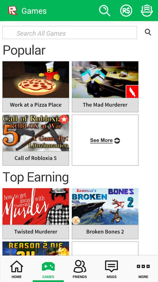 Скачать Roblox 2 483 для Android