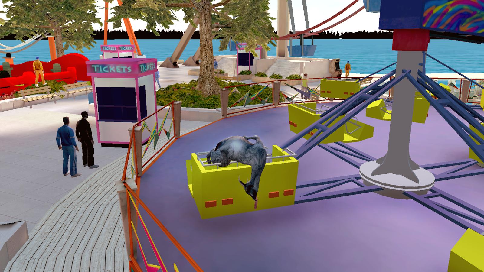 Скачать goat simulator payday бесплатно на андроид.