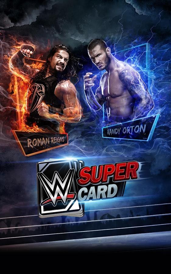 SUPERCARD TÉLÉCHARGER WWE